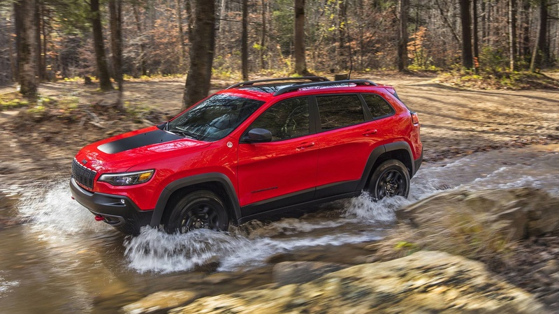 2016 - [Jeep] Cherokee restylé - Page 2 A7d6fa10