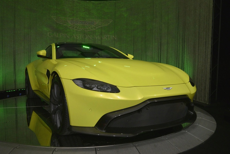 2017 - [Aston Martin] Vantage - Page 3 A9573110