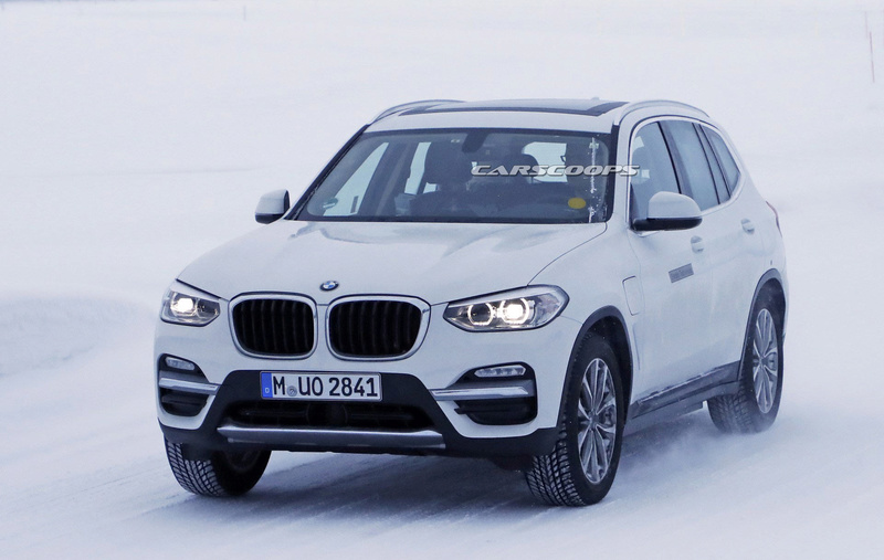 2016 - [BMW] X3 [G01] - Page 10 Aae17210