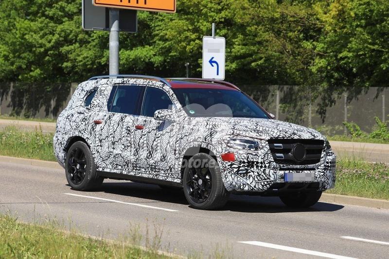 2018 - [Mercedes] GLS II - Page 3 Ab42dc10