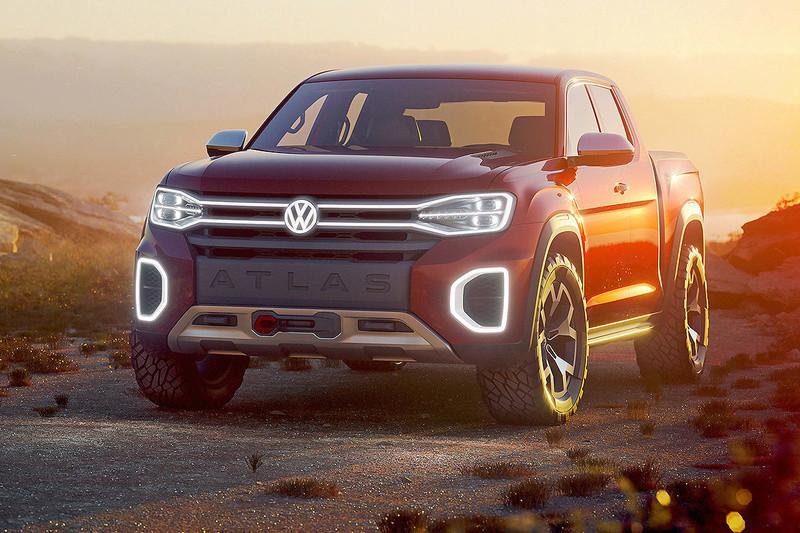 2018 - [Volkswagen] Atlas Tanoak concept Abf6e410