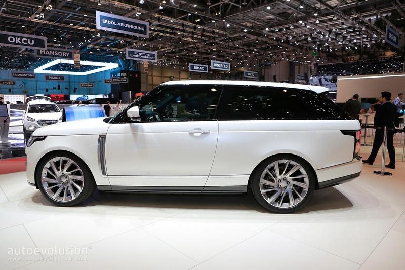 2019 - [Land Rover] Range Rover SV Coupé  - Page 2 Ac61fe10