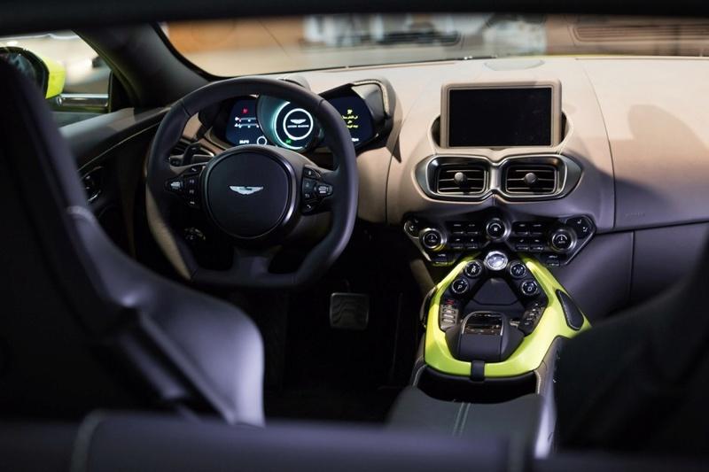 2017 - [Aston Martin] Vantage - Page 2 Ad4b5710