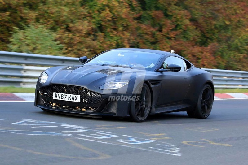 2019 - [Aston Martin] DBS Superleggera Ad6e9810