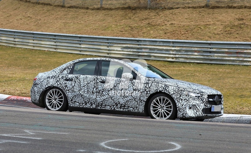 2018 - [Mercedes-Benz] Classe A Sedan - Page 3 Adedc510