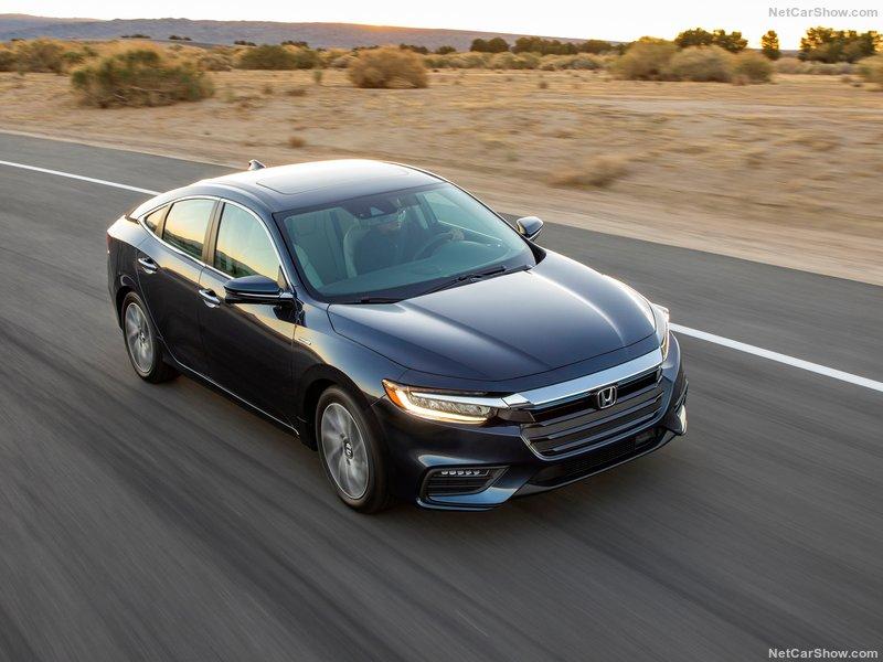 2018 - [Honda] Insight III Adffed10