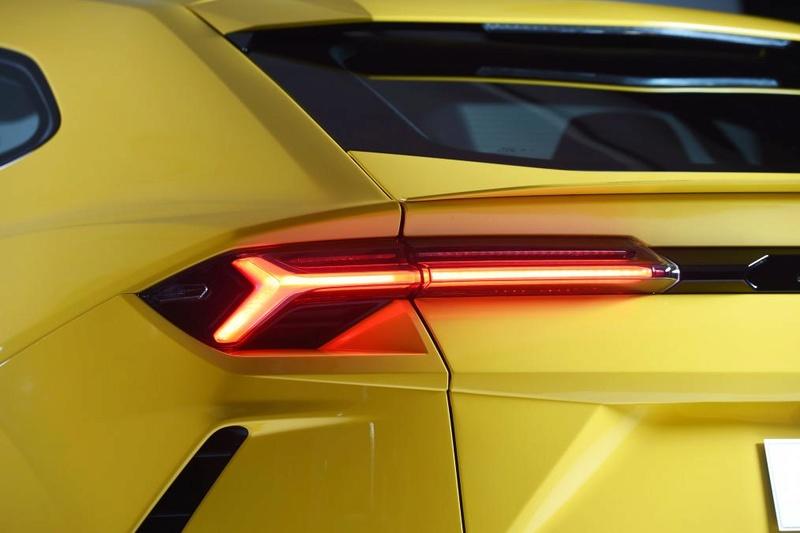 2018 - [Lamborghini] SUV Urus [LB 736] - Page 9 Ae27af10