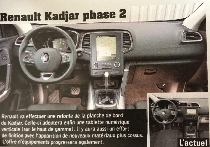 2018 - [Renault] Kadjar restylé  - Page 2 Af83cf10