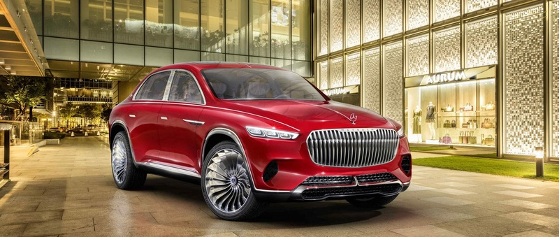 2018 - [Mercedes-Maybach] Vision Ultimate Luxury - Page 2 B0619d10