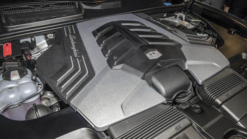 2018 - [Lamborghini] SUV Urus [LB 736] - Page 10 B075e110