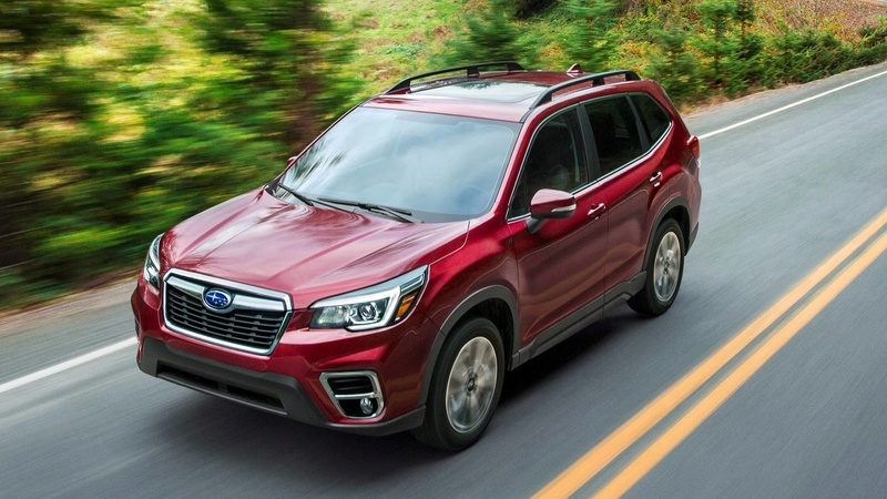 2018 - [Subaru] Forester - Page 2 B0771d10