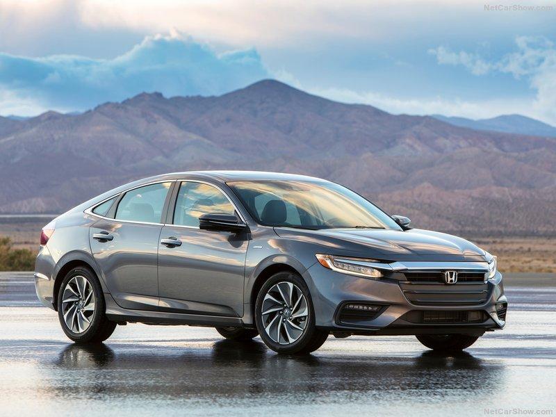 2018 - [Honda] Insight III B164db10