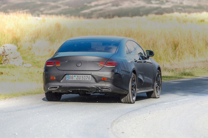 2018 - [Mercedes] CLS III  - Page 3 B1847d10
