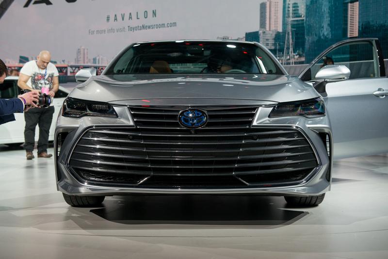 2018 - [Toyota] Avalon B1b2ac10