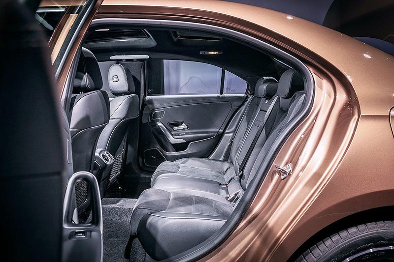 2018 - [Mercedes-Benz] Classe A Sedan - Page 4 B1dca210