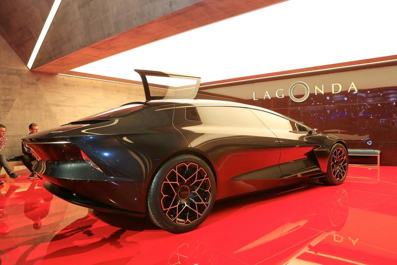 2018 - [Aston Martin] Lagonda Vision Concept  B2a91210