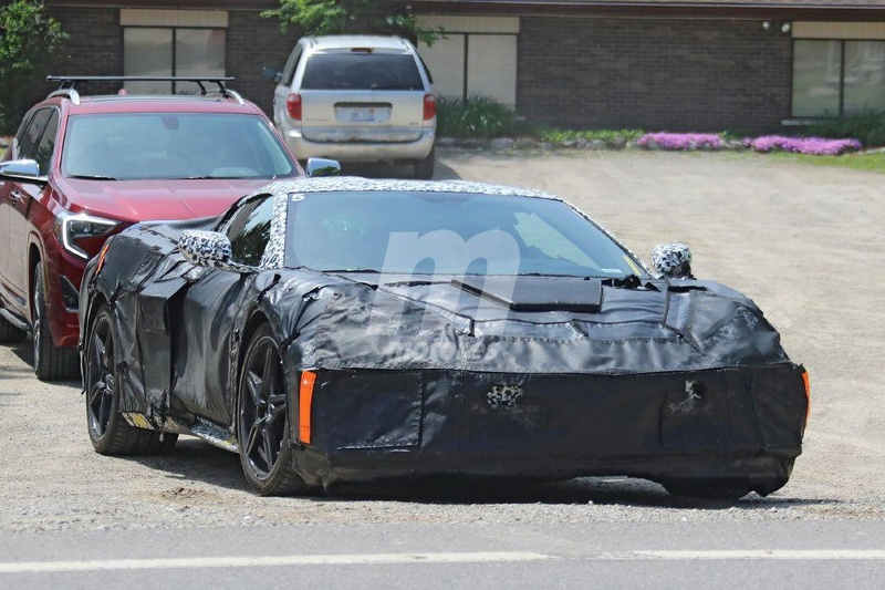 2019 - [Chevrolet] Corvette C8 Stingray - Page 2 B2f17210