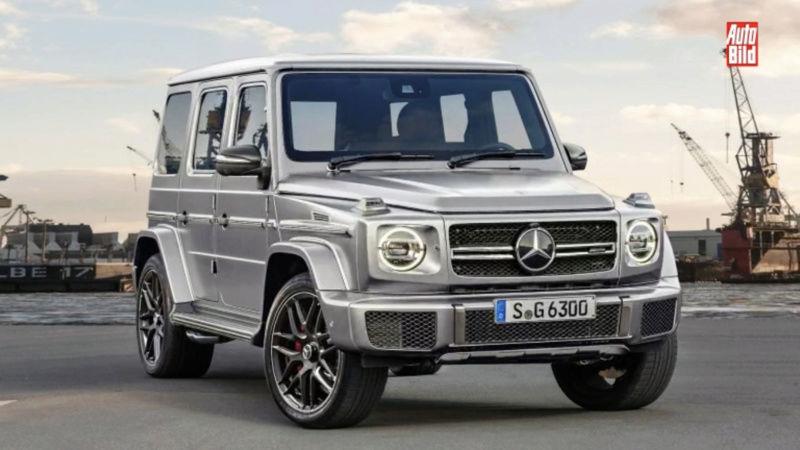 2017 - [Mercedes-Benz] Classe G II - Page 8 B2ffa410