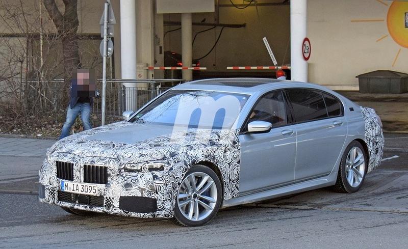 2019 - [BMW] Série 7 restylée  B333f110