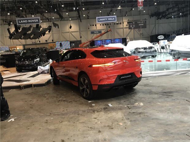2018 - (Suisse) Salon de l'Automobile de Genève - Page 5 B3695910