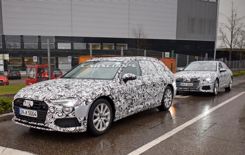 2017 - [Audi] A6 Berline & Avant [C8] - Page 4 B38fed10