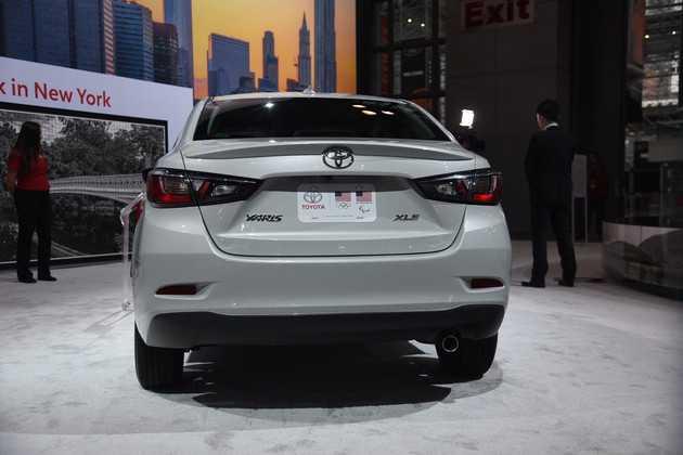 2016 - [Toyota] Yaris Sedan B3a5aa10