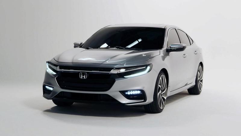 2018 - [Honda] Insight III B3b44810