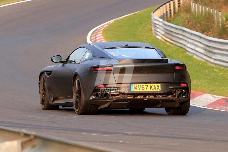2019 - [Aston Martin] DBS Superleggera B3d5dc10