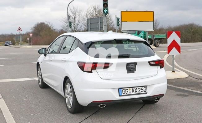 2018 - [Opel] Astra restylée  B3dea410