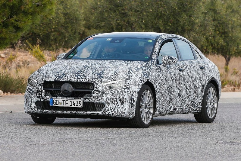 2018 - [Mercedes-Benz] Classe A Sedan - Page 2 B3ea7a10
