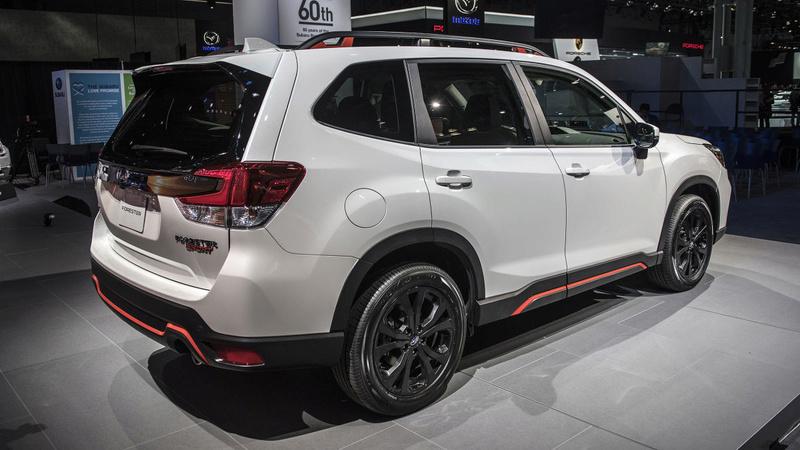 2018 - [Subaru] Forester - Page 2 B40b8710