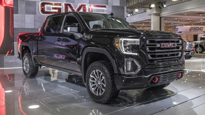 2018 - [Chevrolet / GMC] Silverado / Sierra - Page 2 B5321110