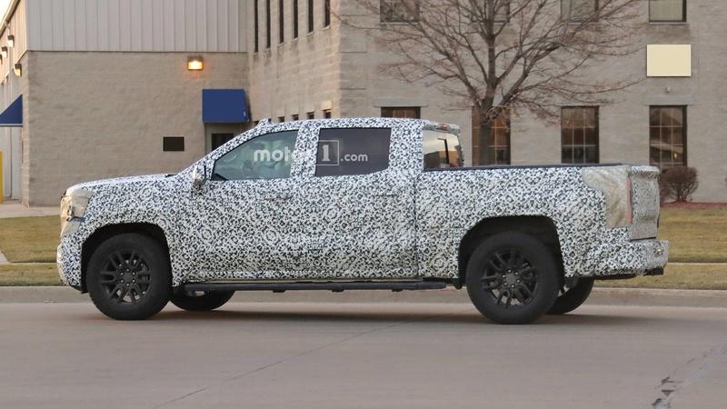 2018 - [Chevrolet / GMC] Silverado / Sierra B56da510