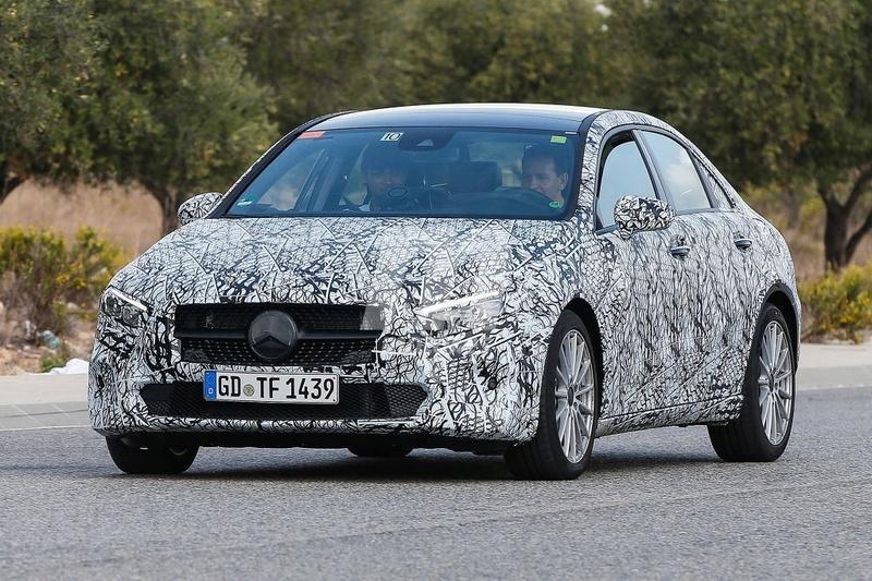 2018 - [Mercedes-Benz] Classe A Sedan - Page 2 B64b4c10
