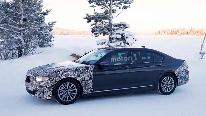 2019 - [BMW] Série 7 restylée  B68daf10