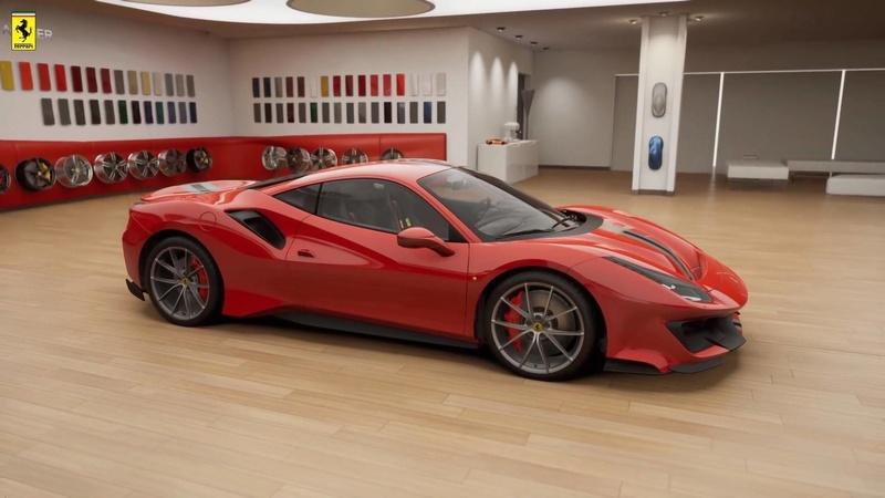 2018 - [Ferrari] 488 Pista - Page 6 B6ab8610
