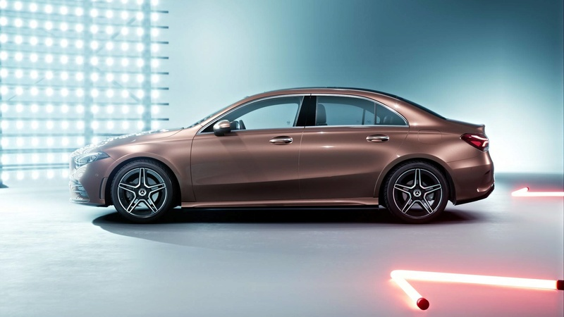 2018 - [Mercedes-Benz] Classe A Sedan - Page 4 B73e6c10