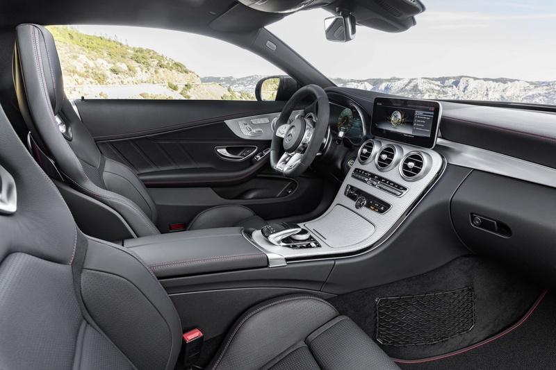 2018 - [Mercedes] Classe C Restylée [W205/S205] - Page 4 B7464710