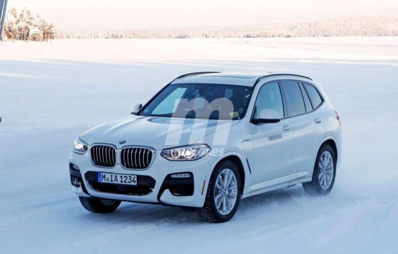 2016 - [BMW] X3 [G01] - Page 10 B78c1910