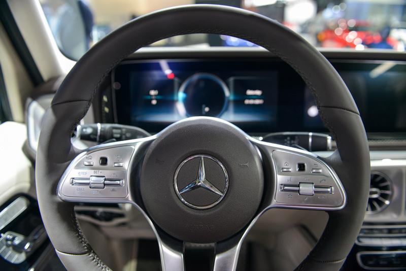 2017 - [Mercedes-Benz] Classe G II - Page 8 B7c3d010