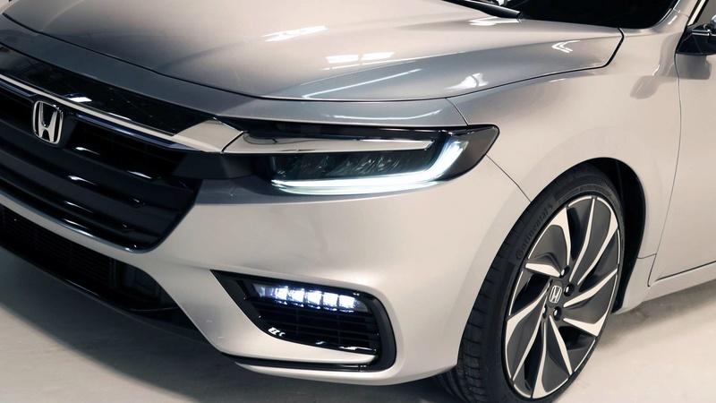 2018 - [Honda] Insight III B8bb8910
