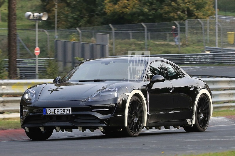 2019 - [Porsche] Taycan [J1] - Page 2 B9723310