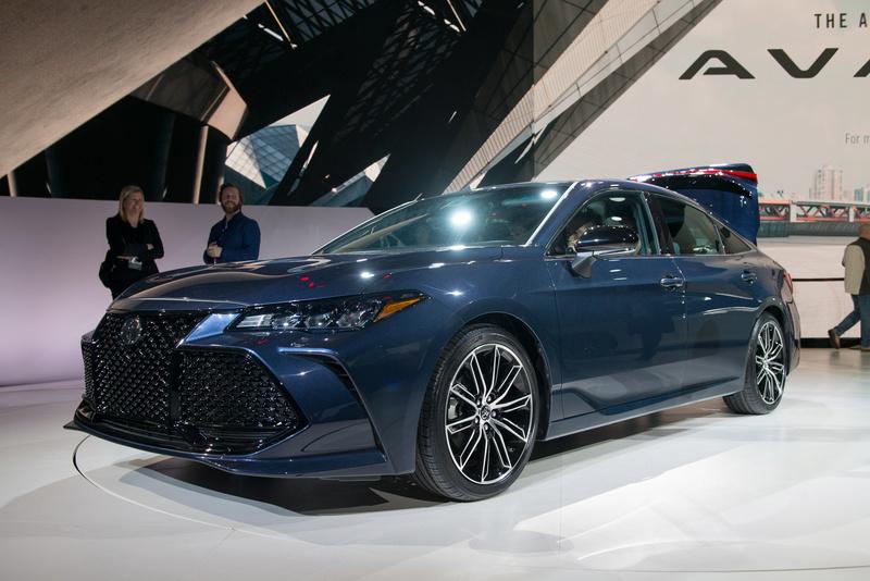 2018 - [Toyota] Avalon Ba31a510