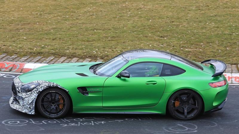 2014 - [Mercedes-AMG] GT [C190] - Page 30 Ba507710
