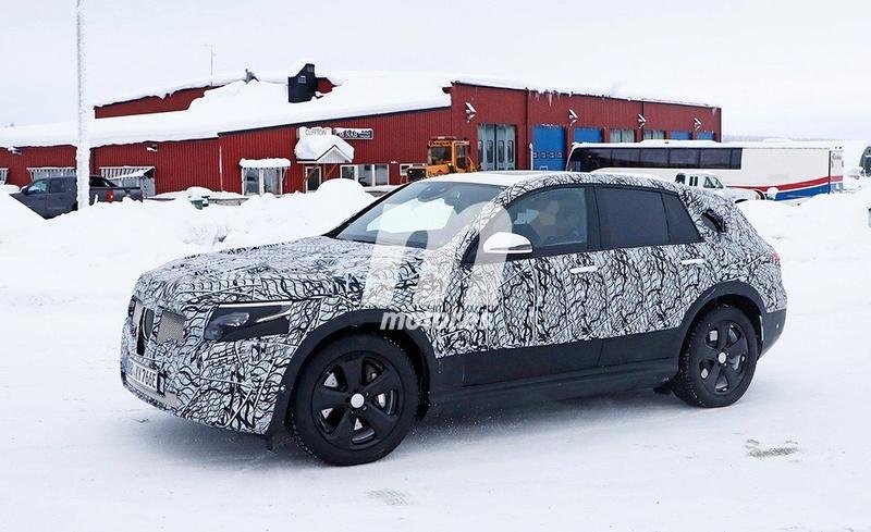 2019 - [Mercedes-Benz] EQ C Bade7e10