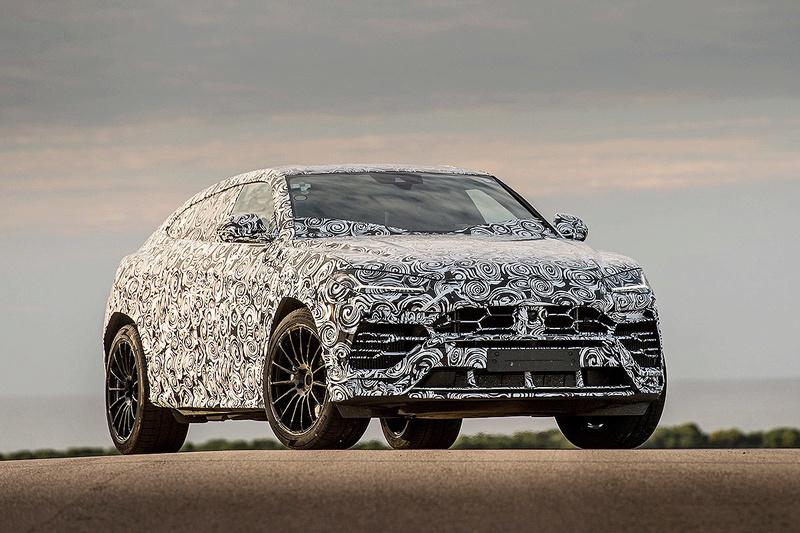 2018 - [Lamborghini] SUV Urus [LB 736] - Page 8 Baf2f310