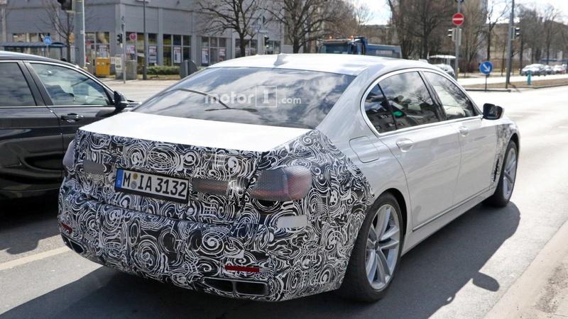 2019 - [BMW] Série 7 restylée  Bcafb310