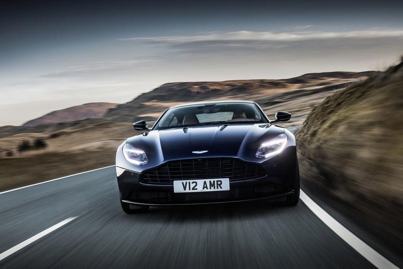2016 - [Aston Martin] DB11 - Page 10 Bce8b910