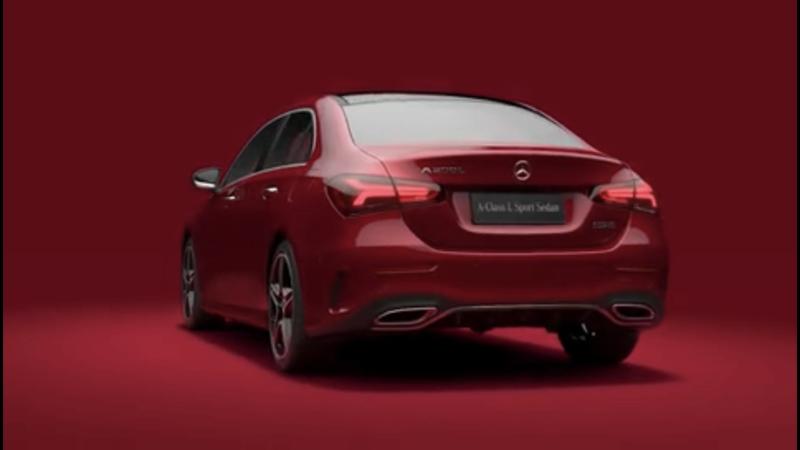 2018 - [Mercedes-Benz] Classe A Sedan - Page 3 Bd3ad010