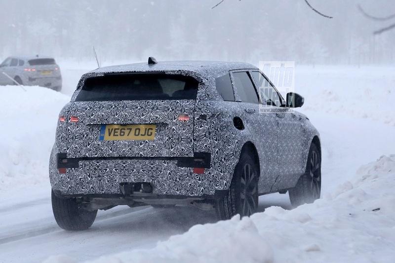 2018 - [Land Rover] Range Rover Evoque II Bd6b0110